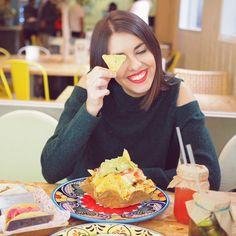 Comida mexicana en @cherrypecas
