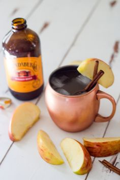 Apple Cider Moscow Mule Recipe