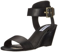 Steve Madden Women's Never Stop Wedge Sandal >>> You can get additional details at the image link. (This is an Amazon affiliate link)