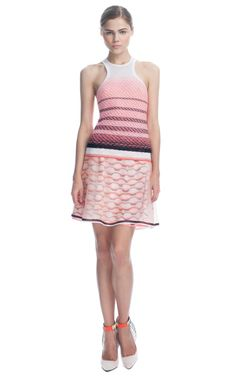 Shop Stripe Knit Tank by Missoni for Preorder on Moda Operandi