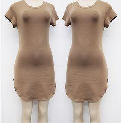 The Short T-shirt Dress