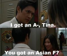 lol yes <<< I feel like I have to put this out there, when this happens and y'all say Asian, know that this includes Arabs cuz I'm Arab and I straight up get grounded for at least a week if I get an A- lmao <<< I thought I was the only one lmao