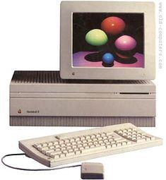 Apple Macintosh II, 1987