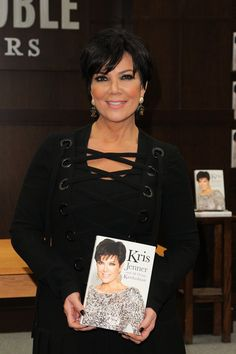 Pin for Later: How the Kardashian-Jenners Really Made Their Millions  Perhaps Kendall and Kylie were inspired by their mom, Kris. She released Kris Jenner . . . and All Things Kardashian in 2011.