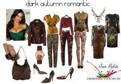 dark autumn romantic