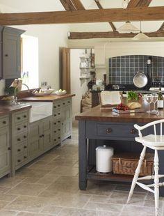 lovehome.co.uk: Freestanding kitchen design ideas