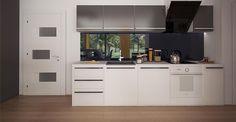 PROIECT CD-1021 « Firmă de construcții case Casa Top, New Homes, Kitchen Cabinets, Home Decor, Houses, Projects, Kitchen Cupboards, Homemade Home Decor, New Home Essentials