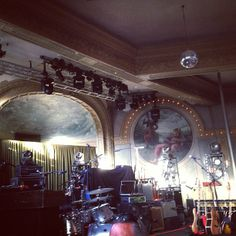 Crystal Ballroom in Portland, OR