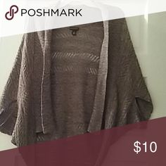 Shrug Sweater Very comfortable shrug sweater. Dana Buchman Sweaters Shrugs & Ponchos
