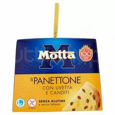 Panettone sans gluten Motta 400 gr