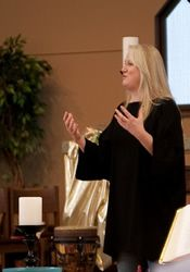 Marcia McFee writes about the method she uses to plan worship, using an anchor, frams and thread. They make worship fun, manageable and inspiring.