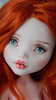 Ёлочка / Авторские куклы (ООАК) / Шопик. Продать купить куклу / Бэйбики. Куклы фото. Одежда для кукол