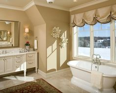 Bathroom French Provincial Decorating Design, Pictures, Remodel, Decor and Ideas - page 4