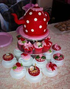 kitchen tea cake - via @Craftsy