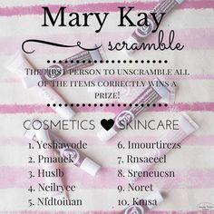 Mary Kay Party Ideas