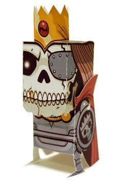 Horrorwood Hills - Skull King
