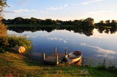 Happy Friday! With the weekend and warmer weather on the way, why not make the most of it with a little time in the great outdoors? Clickfor some inspiration! Photo of Jenney Pond in Plymouth, MA by Ron Chancey.