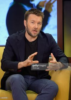 Joel Edgerton is seen on the set of Despierta America to promote the film 'The Gift' at Univision Studios on July 29, 2015 in Miami, Florida.
