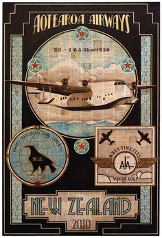 Art Lessons, New Zealand, Vintage World Maps, Artist, 1, Bohemia, Color Art Lessons, Artists, Art Education