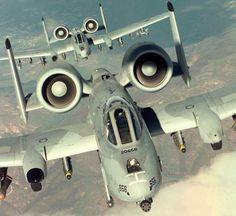 A-10 Warthog--love love love!