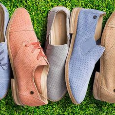70b69683b8f Fresh new casual flats that will put a spring in your step! Business Casual  Shoes