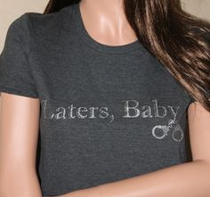 Glitter Ink Fifty Shades of Grey inspired shirt by lovemytees