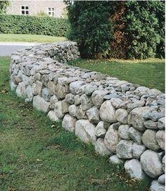 FAQ: Att bygga mur med kullersten
