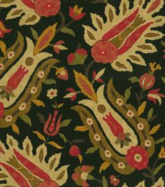 Home Decor Print Fabric-Richloom Studio Kendall Raven: home decor fabric: fabric: Shop | Joann.com