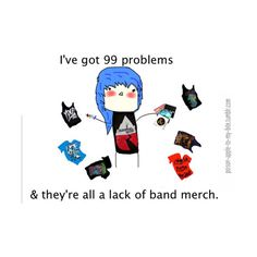 lack of band merch :( ❤ liked on Polyvore featuring misc and filler