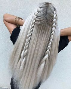 iconic two braids styles for high volume 2018 - . 28 iconic two braids styles for high volume 2018 - . 28 iconic two braids styles for high volume 2018 - . French Braid Hairstyles, Box Braids Hairstyles, Hairstyle Ideas, Hair Ideas, Dreadlock Hairstyles, Elegant Hairstyles, Hairstyle Tutorials, Casual Hairstyles, Braid Hairstyles