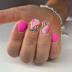 Shellac Nails, Toe Nails, Art Deco Nails, Mickey Nails, Gothic Nails, Gel Nail Art Designs, Leopard Nails, Oval Nails, Dream Nails