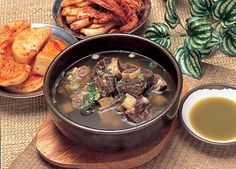 Korean food / Galbitang