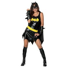 Are you looking for a DC Comics Batgirl Teen Costume? Browse through our vast collection of exciting items for the DC Comics Batgirl Teen Costume. Teen Girl Costumes, Superhero Costumes Female, Halloween Costumes For Teens Girls, Batman Costumes, Halloween Kostüm, Halloween Costumes For Kids, Adult Costumes, Costumes For Women, Batgirl Halloween