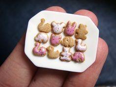 Tiny animal cookies!