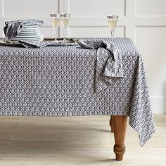 Grand Cuisine Jacquard Table Runner | Williams-Sonoma