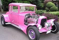 Pink old school