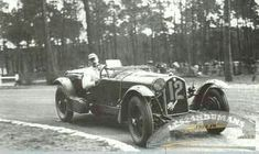 Special Le Mans 24 heures 1933 - Alfa Romeo 8C 2300 #12 - Brian Lewis / Tim Rose Richards