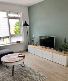 Living room - Take a look at # - Schlafzimmerdekoration - Wohnzimmer Living Room Decor Brown Couch, Living Room Paint, Home Living Room, Apartment Living, Interior Design Living Room, Living Room Designs, Living Room Colors, Cama Design, Bedroom Decor