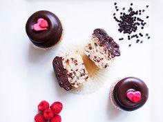 Exclusive: Georgetown Cupcake's Raspberry Chocolate Chip Recipe via @MyDomaine