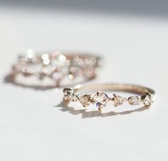 The Lovely Snow Queen Ring   Catbird NYC