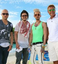 The judges from DSDS
