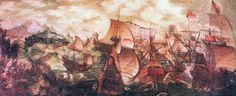 Action off Portland Bill: Spanish Armada