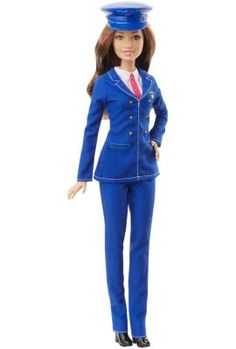 Barbie® Careers Pilot Doll | The Barbie Collection