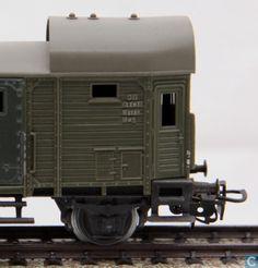 Märklin 310/1 Gütergepack wagen