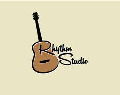 #guitar logo #musiclogo #logodesign