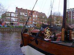 Die Torfmutte in Emden