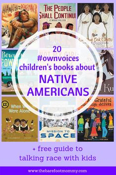 Twenty children's books about Native Americans and First Nations Canadians - The Barefoot Mommy - This November, celebrate Native American Heritage month with these picture books written by Native - Native American Heritage Month, Native American History, American Symbols, Native American Lessons, American Indians, American Quotes, European History, First Nations, Indigenous Peoples Day