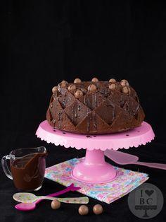 Maltesers Bundt Cake