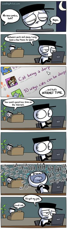 Loading Artist » Internet Time