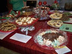 Kelly's 1st cookie swap Dec 2013.. may be an annual event??